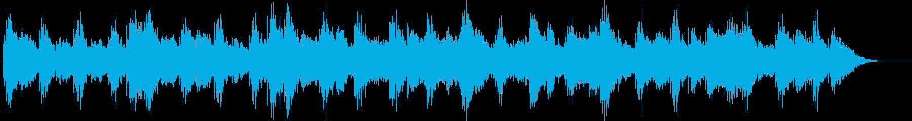 神秘的・幻想的な場面に合うBGMです。…の再生済みの波形
