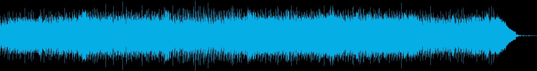 バイオリン・ギター・明るい・ブルースの再生済みの波形
