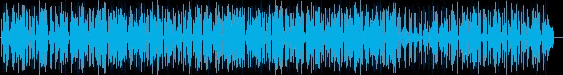 ギターのリフがおしゃれなアーバンAORの再生済みの波形