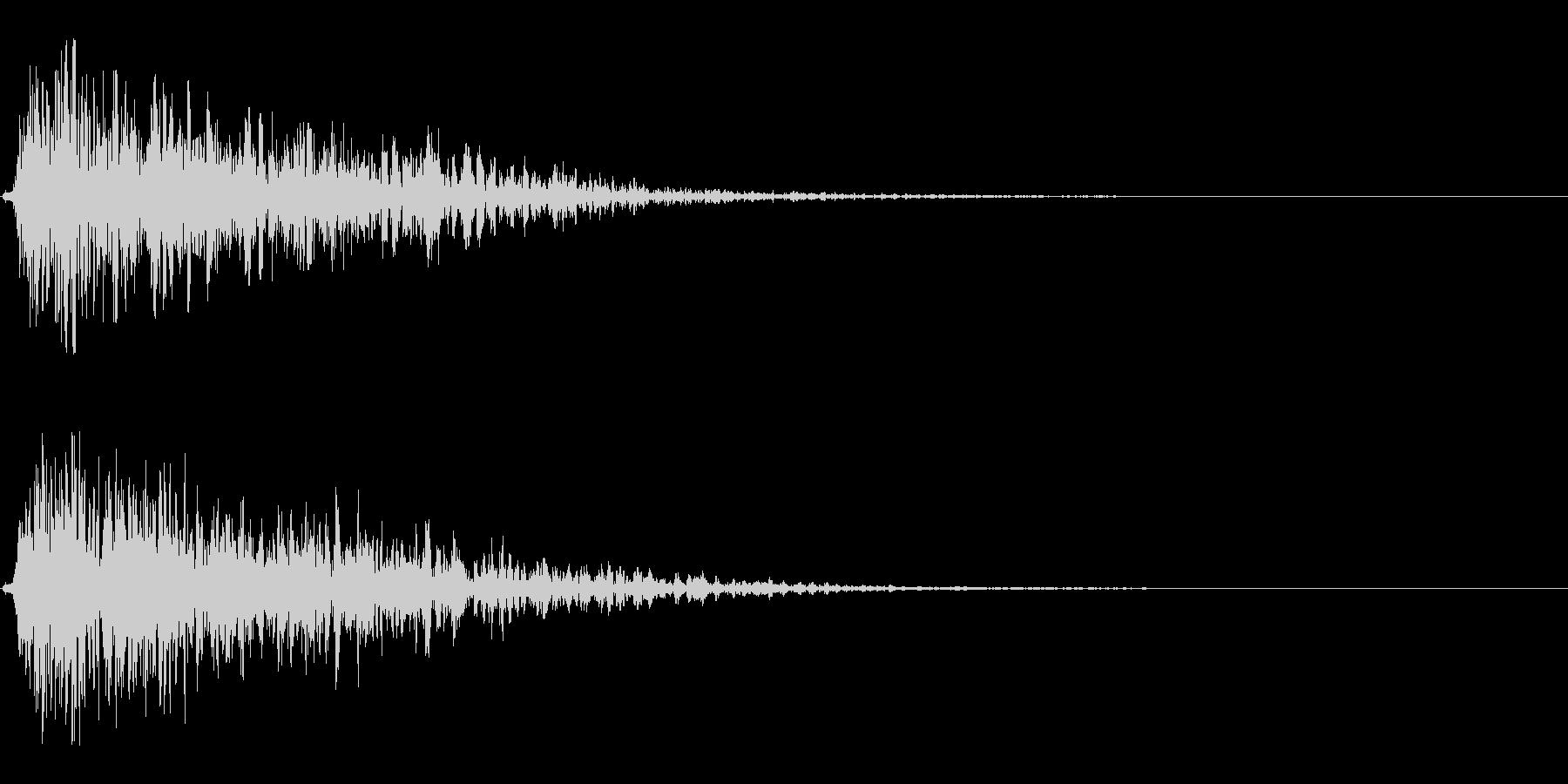 Dark_Attack-43の未再生の波形