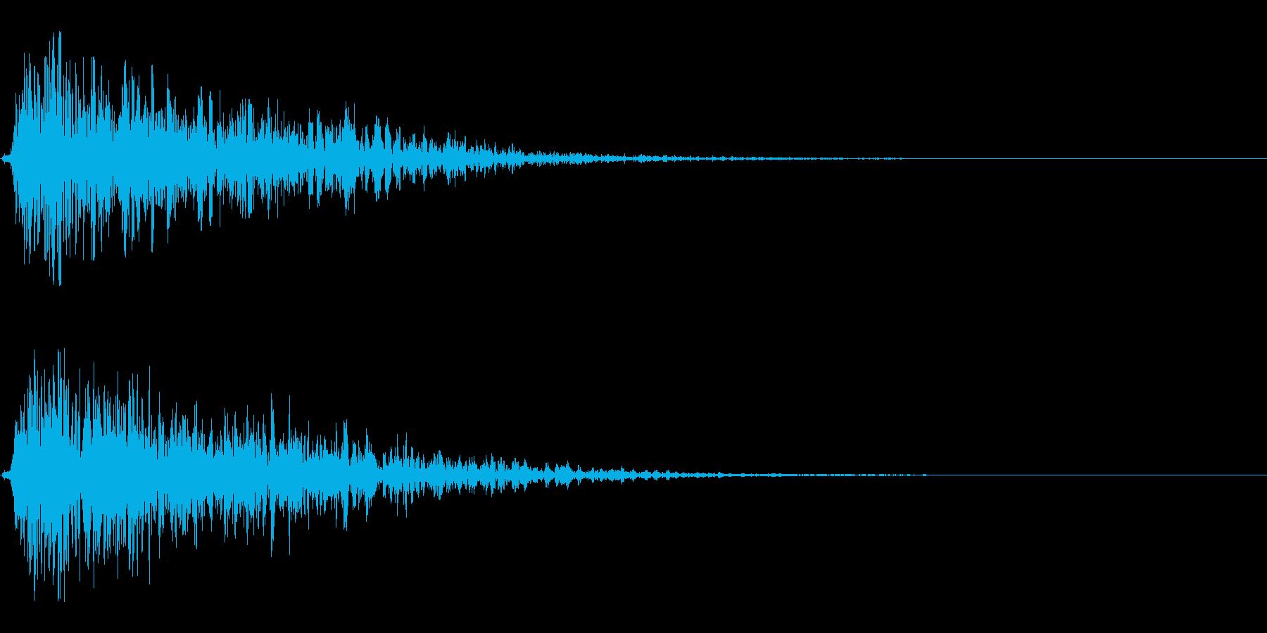 Dark_Attack-43の再生済みの波形