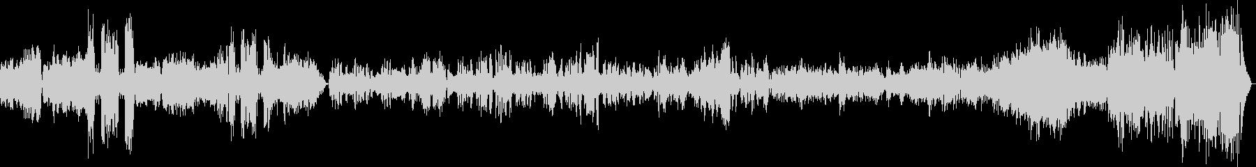 F・リスト:タランテラ(ピアノソロ)の未再生の波形