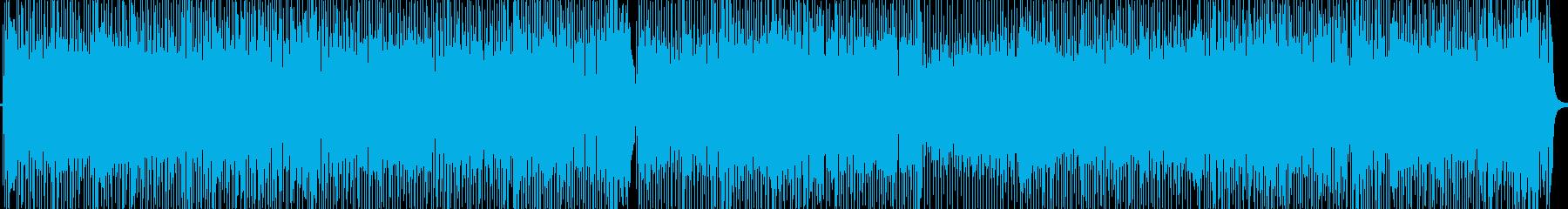 「カーニバルの真っ最中」というドライブ…の再生済みの波形