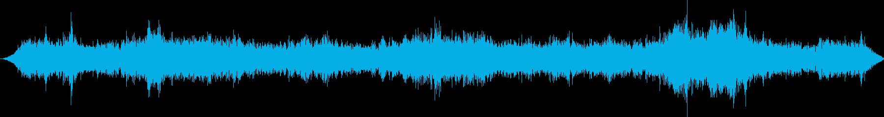 40フィートディーゼルハイブリッド...の再生済みの波形