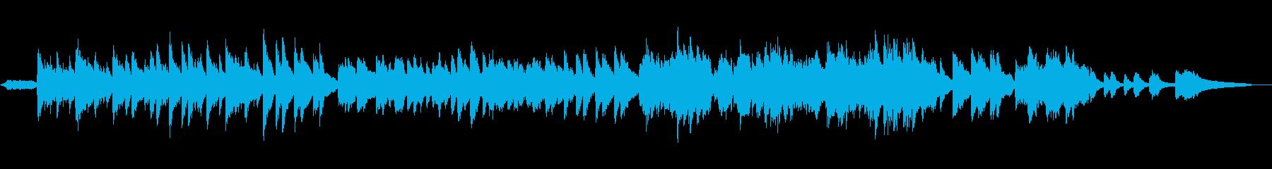 ゆったりヒーリングクラシック4-(pf)の再生済みの波形