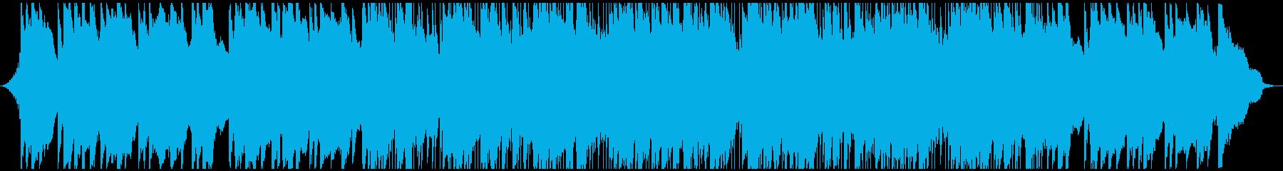 バラード 感情的 低音 アコーステ...の再生済みの波形