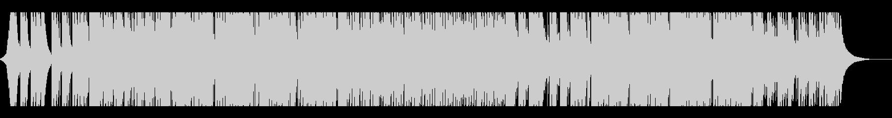 フュージョン ジャズ 企業イメージ...の未再生の波形