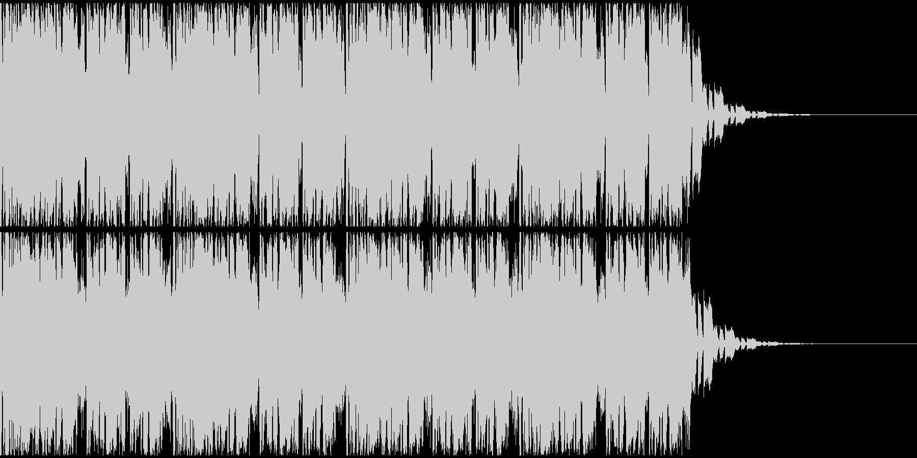 【EDM】トランス、ロング7、ジングル3の未再生の波形