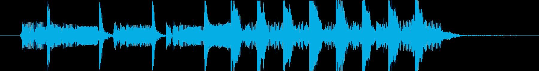 ファンク ゆっくり 魅惑 エピック...の再生済みの波形