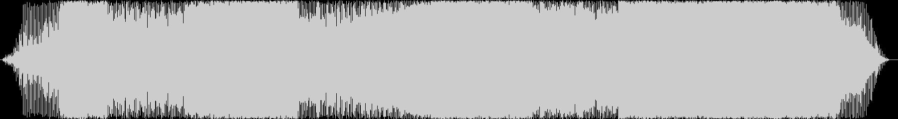 HURTSの未再生の波形