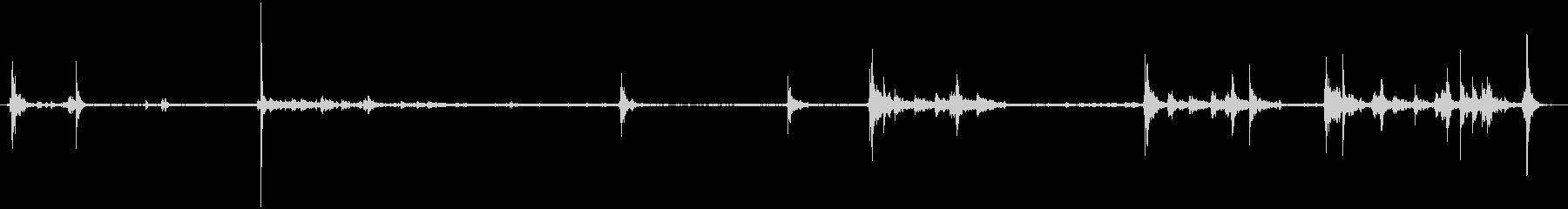 ピンボールマシン:1956:リセッ...の未再生の波形