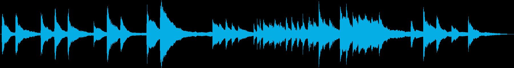 現代の交響曲 室内楽 感情的 バラ...の再生済みの波形