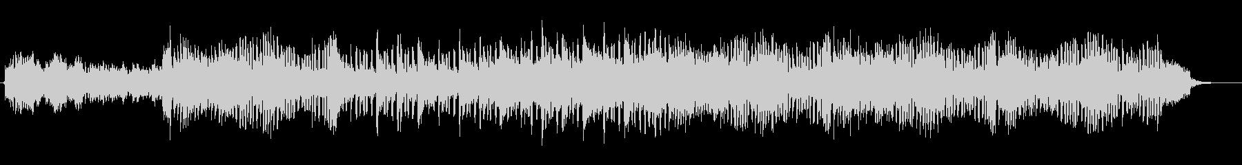 アコースティック・ポジティブ・お気楽Bの未再生の波形
