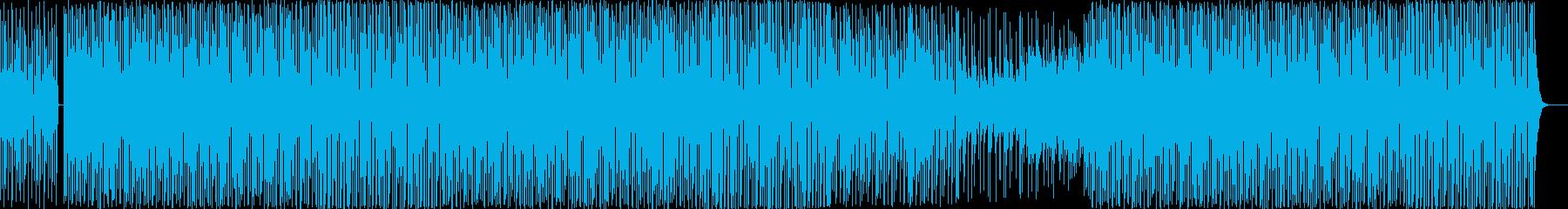 ポップ アクション 技術的な 楽し...の再生済みの波形