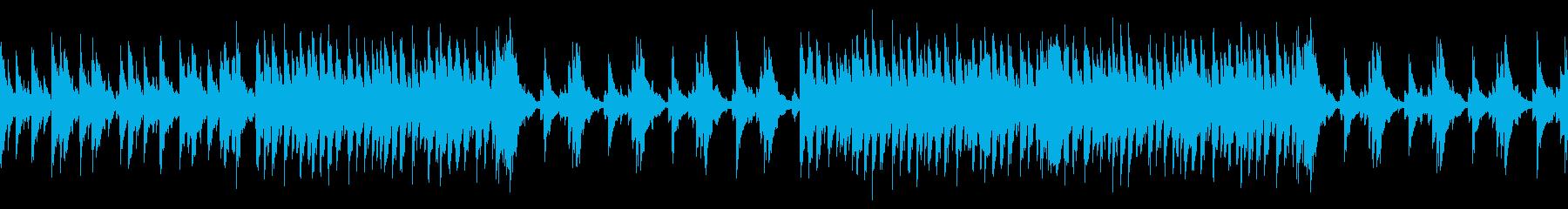 和太鼓アンサンブル&かけ声、力強いEの再生済みの波形
