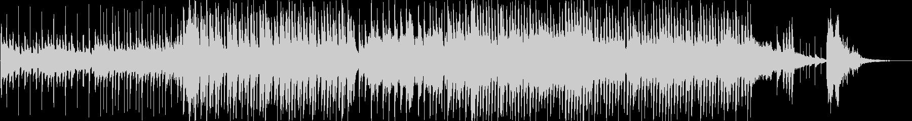 電子。基本的なリズミカルな効果音、...の未再生の波形