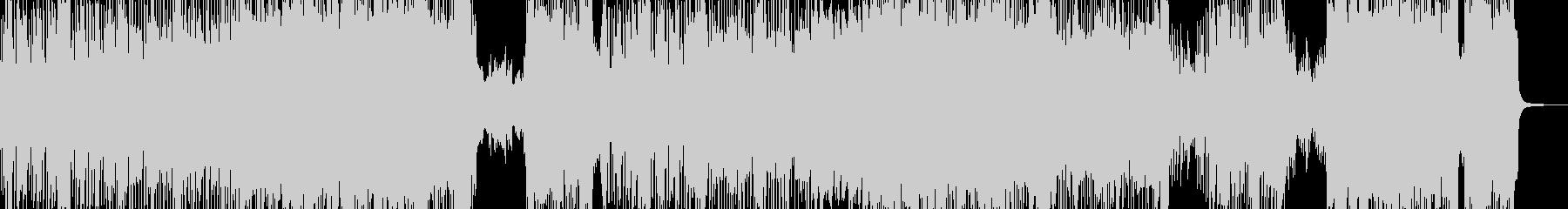 明るくカラフル☆ハッピーなロック Sの未再生の波形