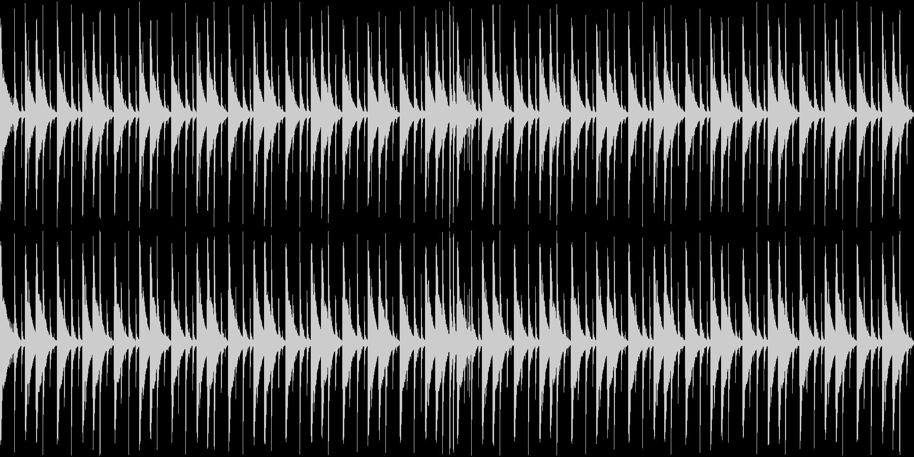 ジャンベ|リズム・ループ 2の未再生の波形