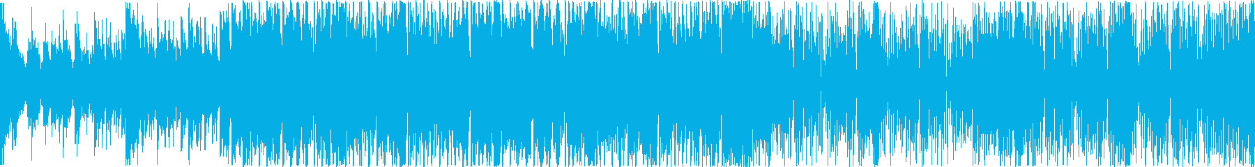 和楽器をフィーチャーしたEDM:ループAの再生済みの波形