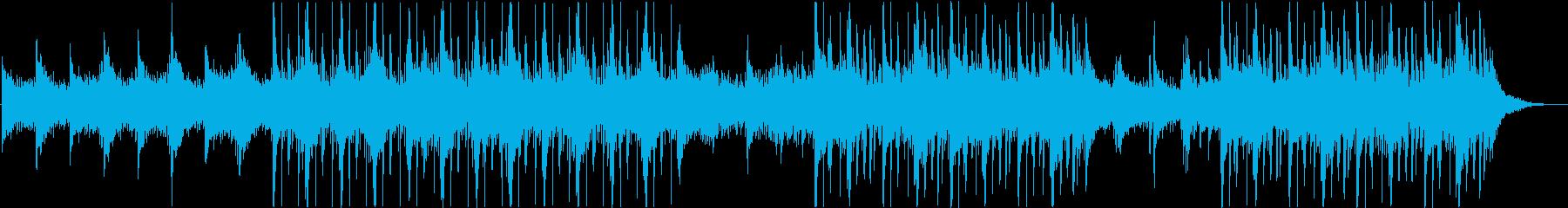 神秘的で上品なエレガントサウンドの再生済みの波形