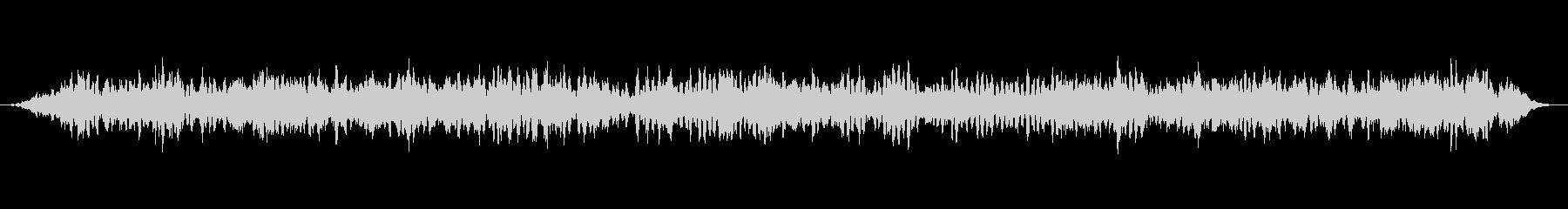 【生演奏】ざわざわしたストリングス/G線の未再生の波形