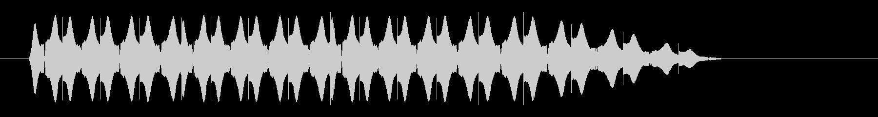 レーザー音-45-3の未再生の波形