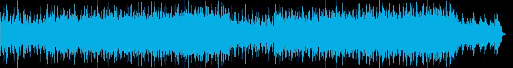 和風EDMロック!琴エレキギター疾走感の再生済みの波形