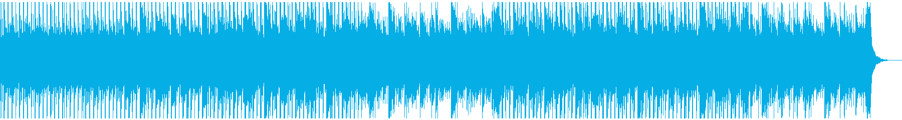 企業VP映像02/爽やか落ち着くギターBの再生済みの波形