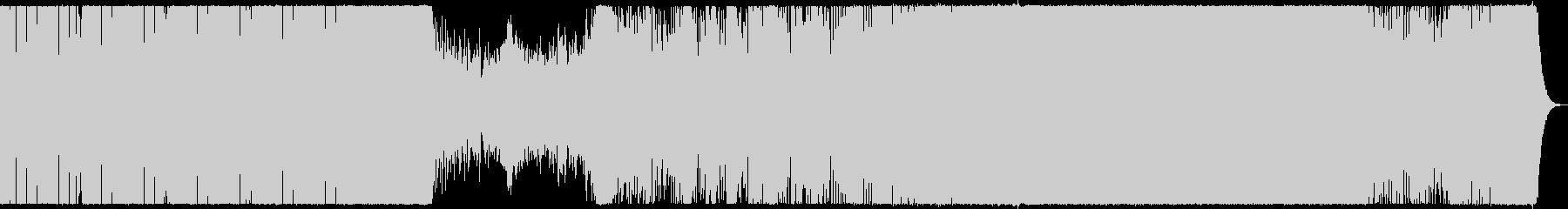 鮮やかな感傷のプログレッシブハウス。の未再生の波形