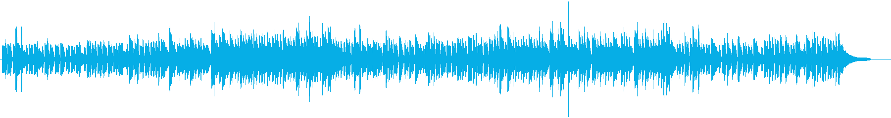楽しく、幸せな、子供の音楽サイレン...の再生済みの波形