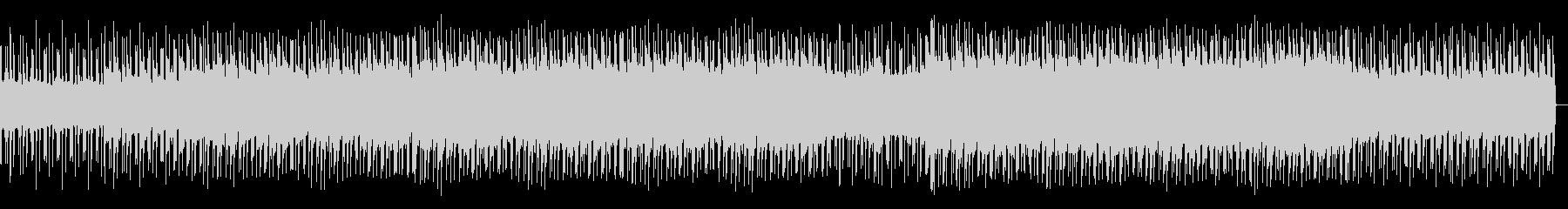 シューゲイザー系UKインディーロックの未再生の波形