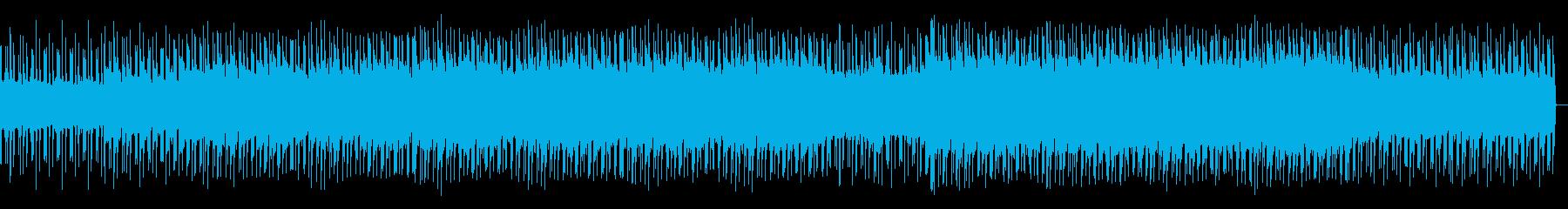 シューゲイザー系UKインディーロックの再生済みの波形