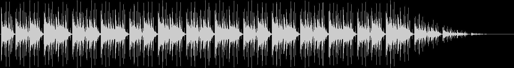 ゲーム・フィールド系モノのループ曲2の未再生の波形