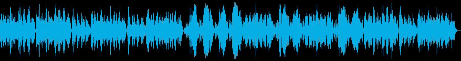 優雅でやさしい、ボッケリーニのメヌエットの再生済みの波形