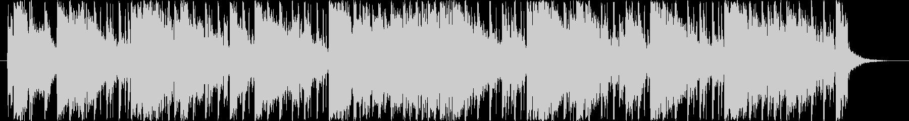 エレクトロニカ & ポップの未再生の波形