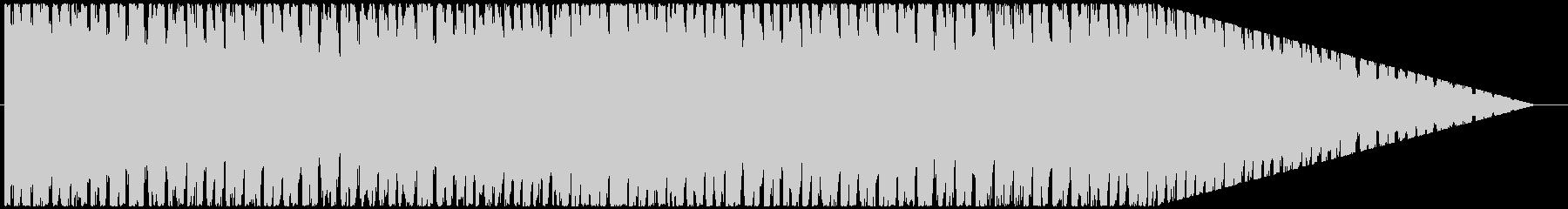 ジングル - ダサい曲の未再生の波形