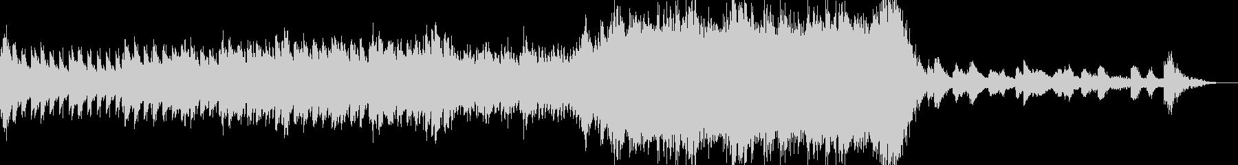 【オーケストラ】ゲームの冒険の始まりの曲の未再生の波形