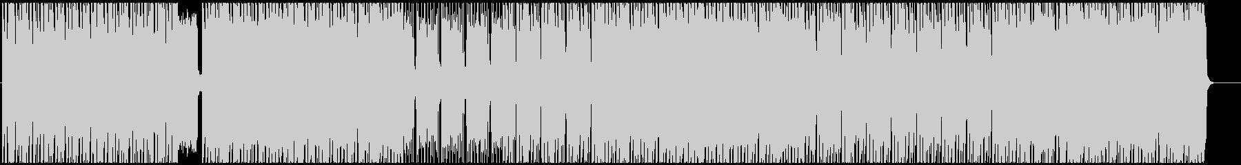 インディーズ ロック 緊張感 燃焼...の未再生の波形