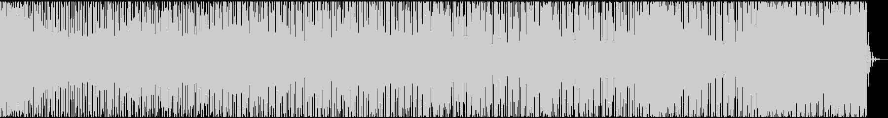 【EDM】トランス、ロング4の未再生の波形
