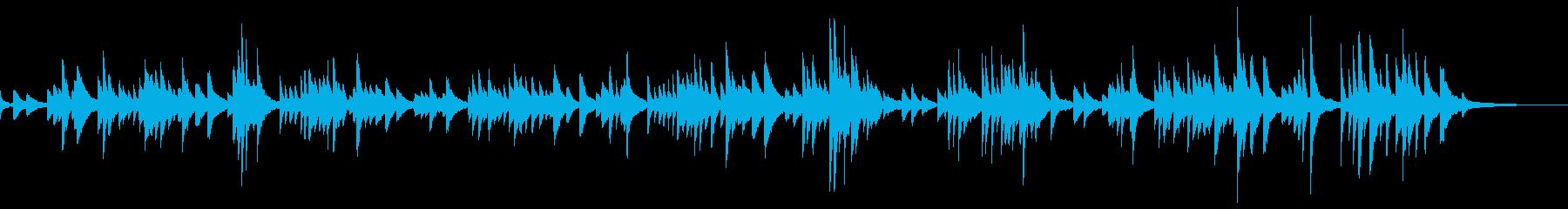 空間の広がりを意識して音作りしましたの再生済みの波形