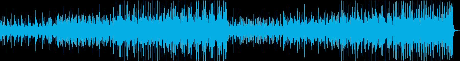 壮大シネマティックエピックトレーラーaの再生済みの波形