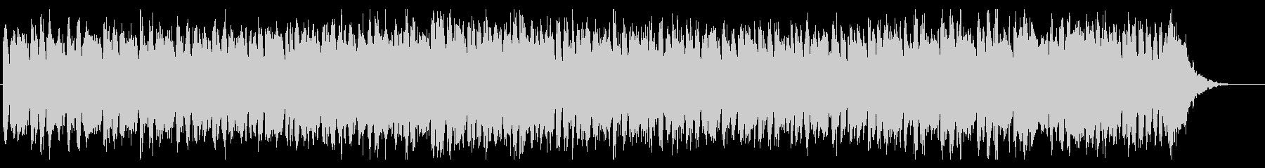 明るいシンプルなビートのEDMの未再生の波形