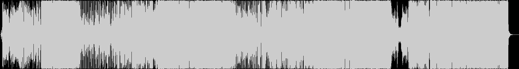 ナニモシラナイの未再生の波形