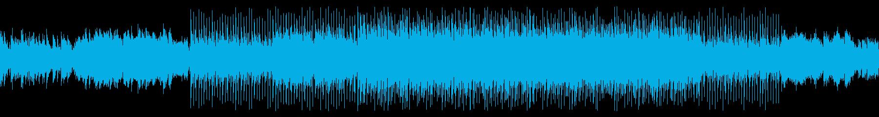 【ループ版】バイオリン 疾走感の再生済みの波形