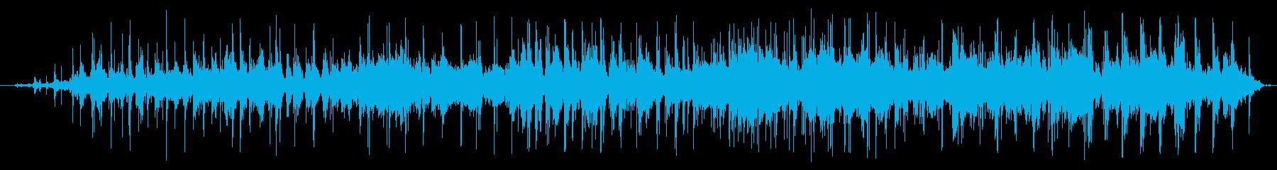 ミディアムインドアクラウド:ヘビー...の再生済みの波形