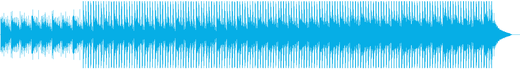 Announcement and corporate VP! Light, clean and secure M's reproduced waveform