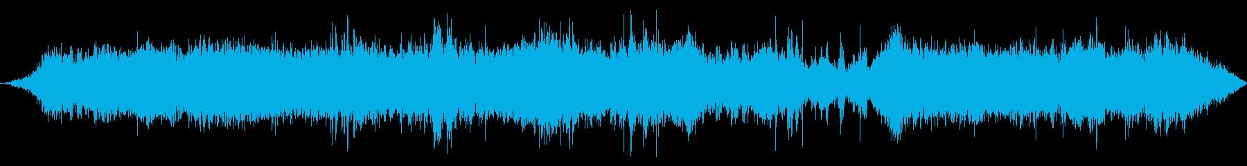 ディーゼル配達ボックストラック:I...の再生済みの波形