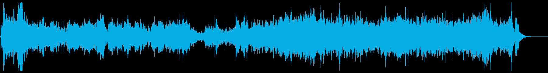 故宮 Ver2の再生済みの波形
