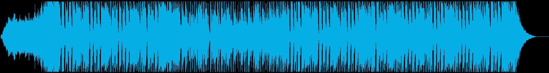 さまざまな用途のギター駆動ロック/...の再生済みの波形