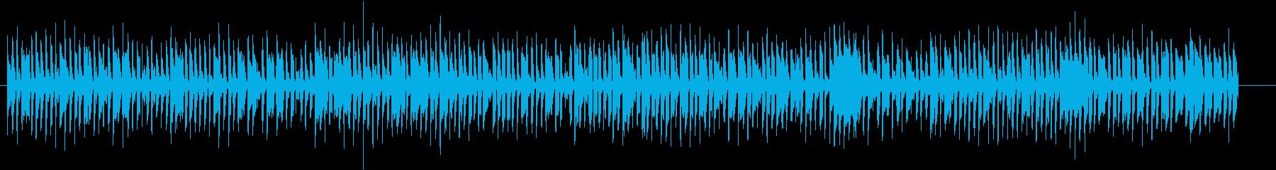 ゲーム.パズル.ピコピコ.8bitの再生済みの波形